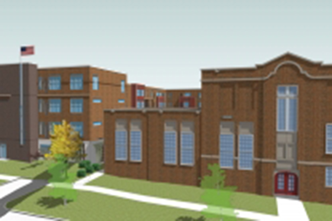 Longfellow Apartments Rendering