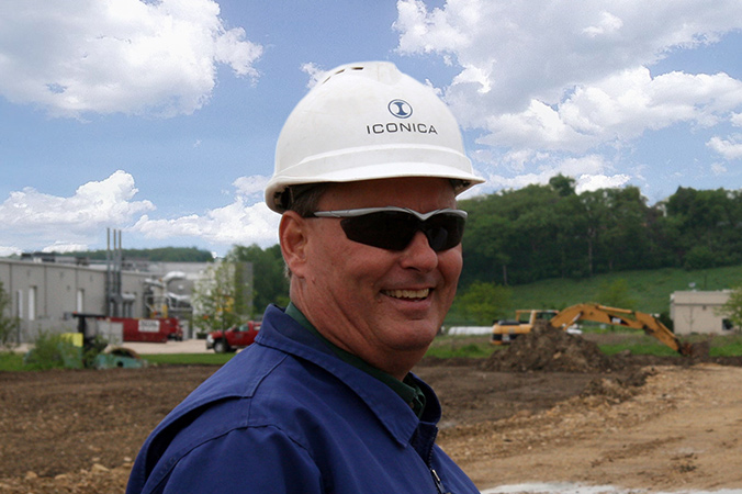 Iconica's Construction Superintendent Values And Shares Experience