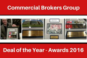 Commercial Brokers Group- 2016 Deal Of The Year Awards