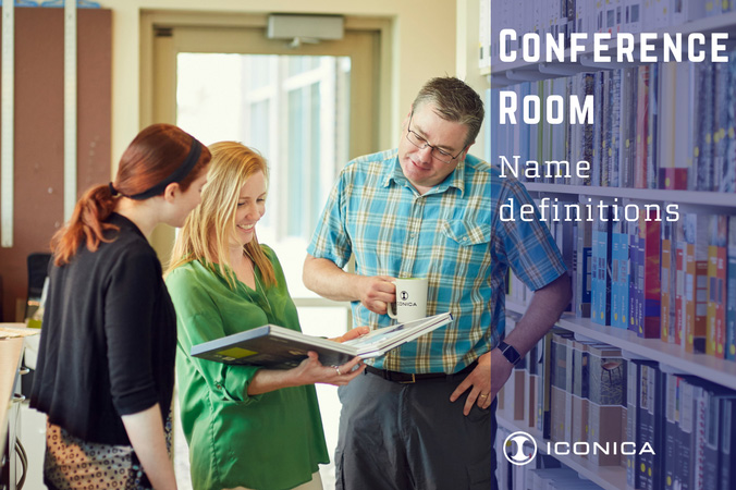 7 Conference Room Names You've Never Heard Before