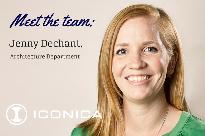Meet The Team: Jenny Dechant, Architecture Department
