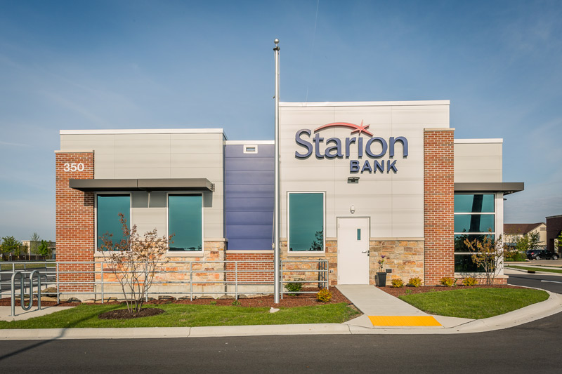 Starion Bank exterior