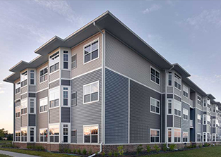 Aster Assisted Living Exterior