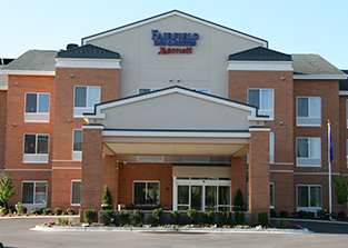 Fairfield Inn And Suites Exterior