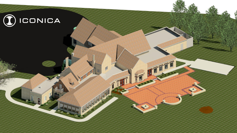 Bishops Bay Country Club rendering
