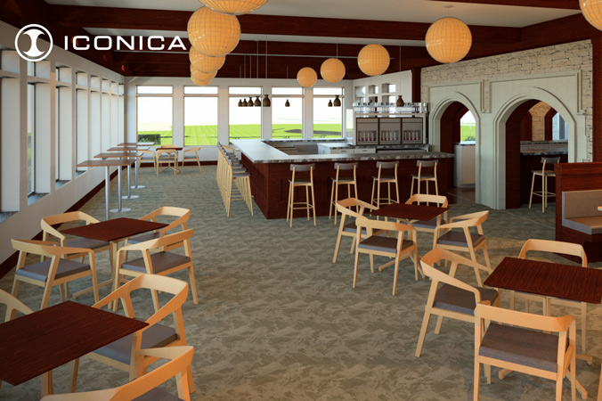Iconica Selected To Build And Renovate Bishops Bay Country Club