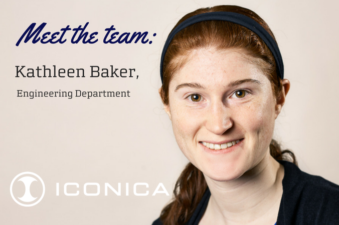Meet The Team: Kathleen Baker