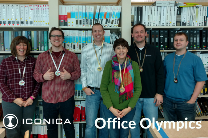 Iconica Office Olympics