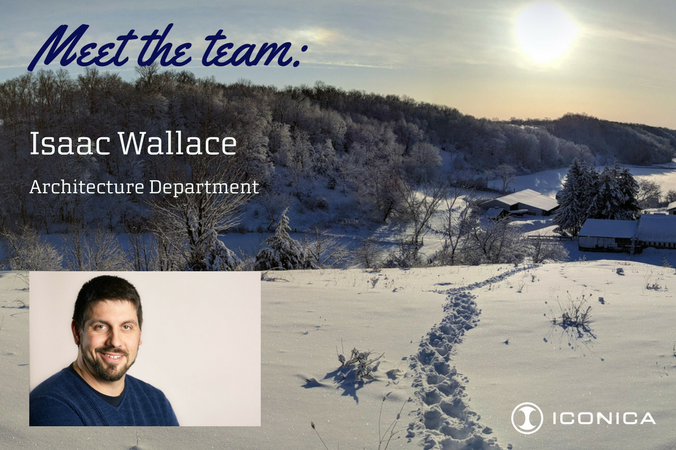 Meet The Team: Isaac Wallace