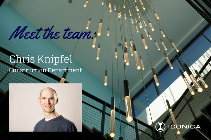 Meet The Team: Chris Knipfel
