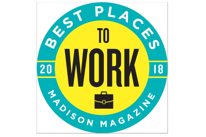 Madison Magazine Best Places To Work 2018
