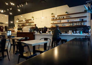 Iconica Crescendo Espresso Bar Interior Feature