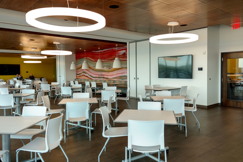 NSI Interior Seating Dining