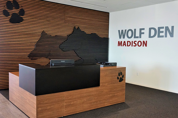Great Wolf Front Desk