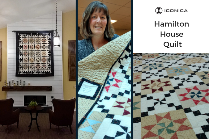 Hamilton House Quilt Story