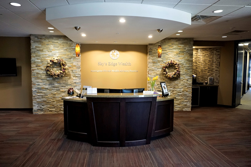 Sky's Edge Wealth Front Desk