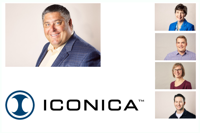 2019 Iconica Executive Team