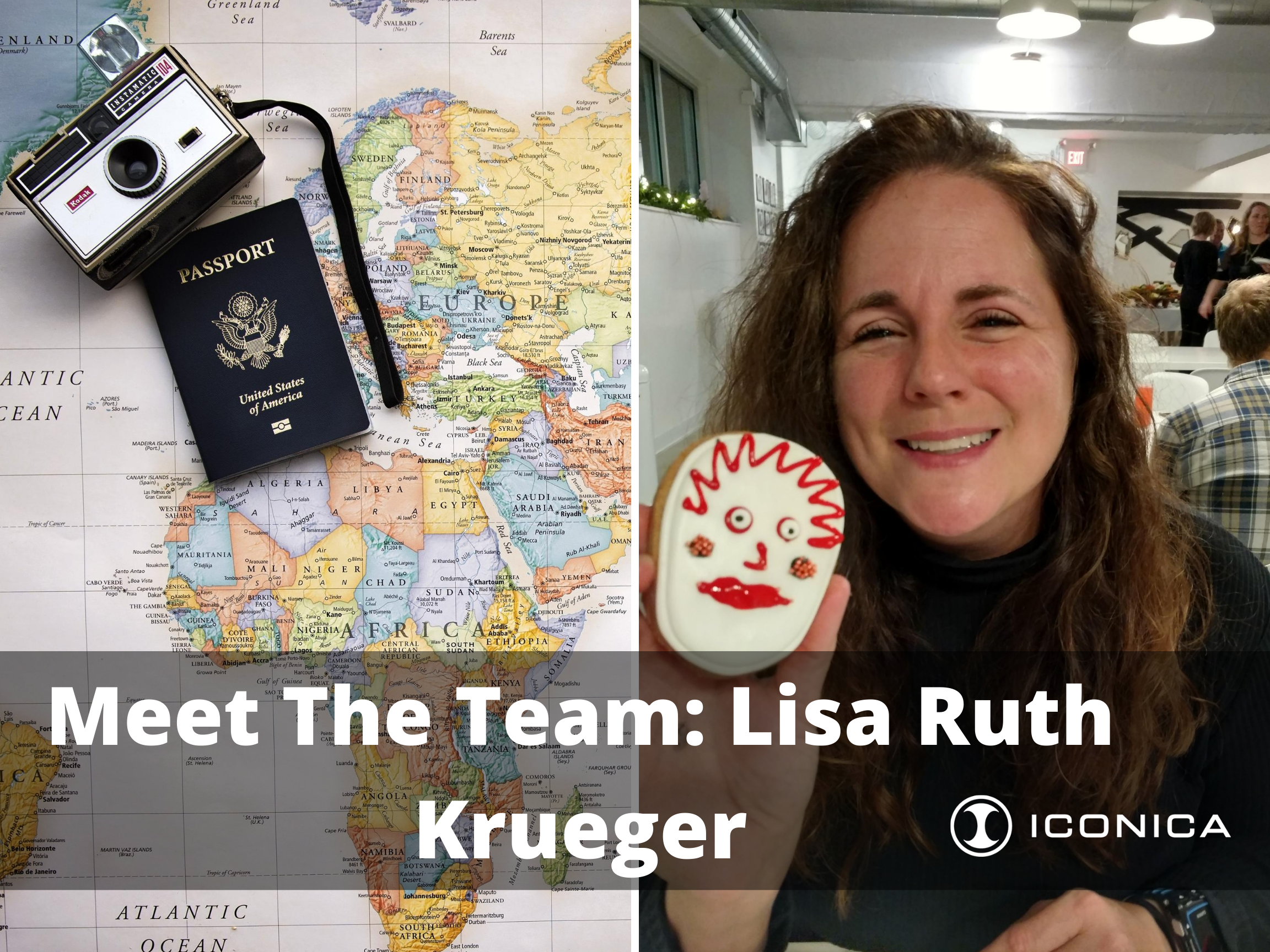 Meet Lisa Ruth Krueger